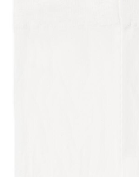 Collant Blanc LYAJAUCOL1 / 21SI01O1COL000