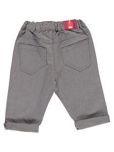 Pantalon rayé bébé garçon CUBENPAN1 / 18SG10G2PAN099