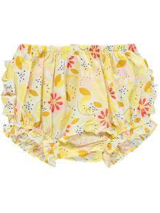 Bloomer bébé fille CIJOBLOO7 / 18SG09S1BLR099