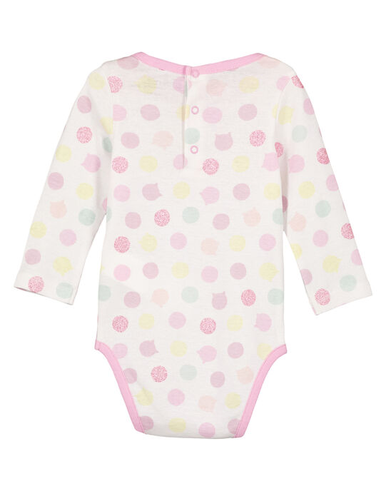 Body manches longues GEFIBODPOI / 19WH1366BDL000
