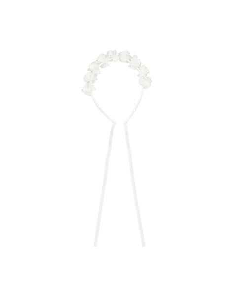 Serre-tête à fleurs fille FYAPOHEAD / 19SI01V3TET000