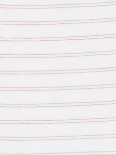 Lot de trois culottes enfant fille motifs fruits LEFALOTFRU / 21SH1127D5LF506