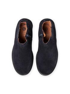 Boots Bleu marine MABOOTVIA / 21XK3572D0D070