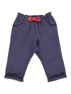 Pantalon de jogging bébé fille CIJOJOB3 / 18SG09R1JGB705