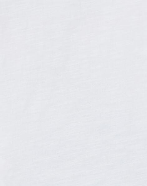 Tee Shirt Manches Courtes Blanc LOJOTI1 / 21S90235TMC000