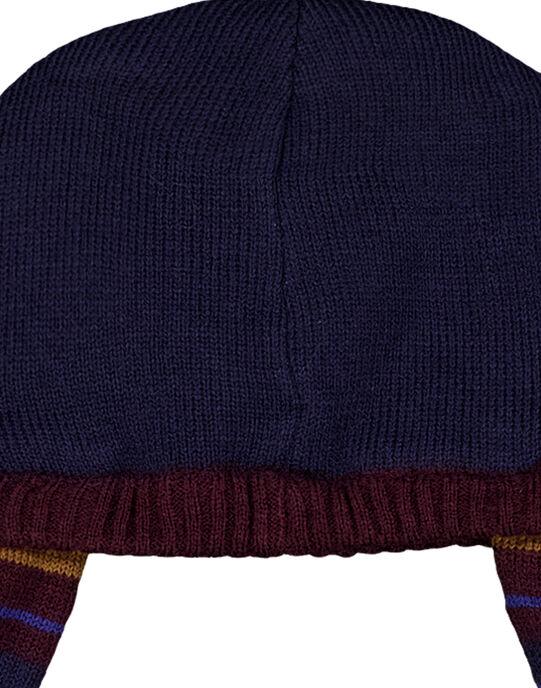 Bonnet écharpe  GYUVIOBON / 19WI10R1BON713