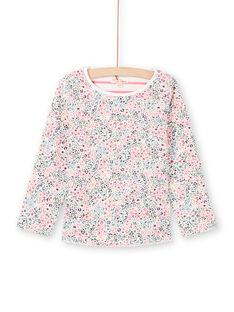 Tee Shirt Manches Longues Ecru MAKATEE1 / 21W901I4TML001
