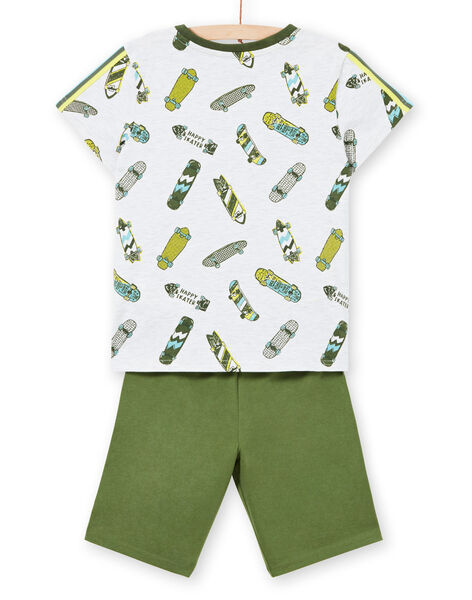 Pyjama Gris LEGOPYCSPOR / 21SH12CAPYJJ920