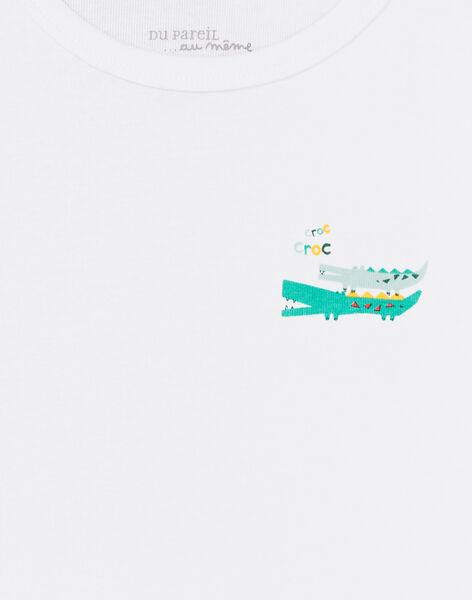 Lingerie Blanc LEGOTELCRO / 21SH1223HLI000