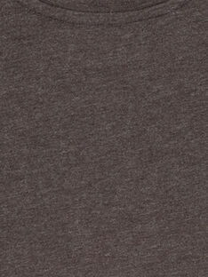 Tshirt Manches Longues Gris Chine Anthracite GOJOTICHI4 / 19W902L2D32J921