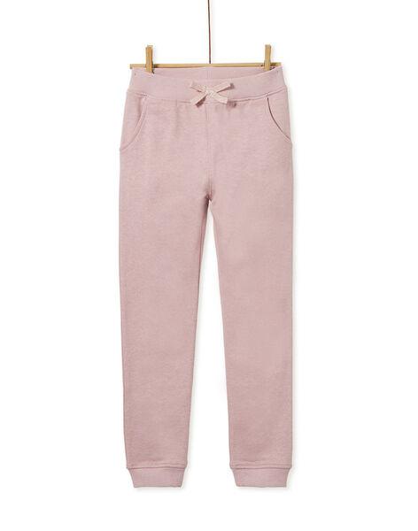 Pantalon rose chiné  KAJOBAJOG4 / 20W90151D2AD314