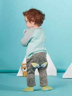 Pantalon à poches bébé garçon KUBOPAN1 / 20WG10N1PAN001