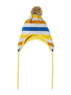 bonnet layette garçn KYUREBON / 20WI10G1BONJ906