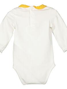 Body manches longues bébé fille FILIBOD / 19SG0921BOD001