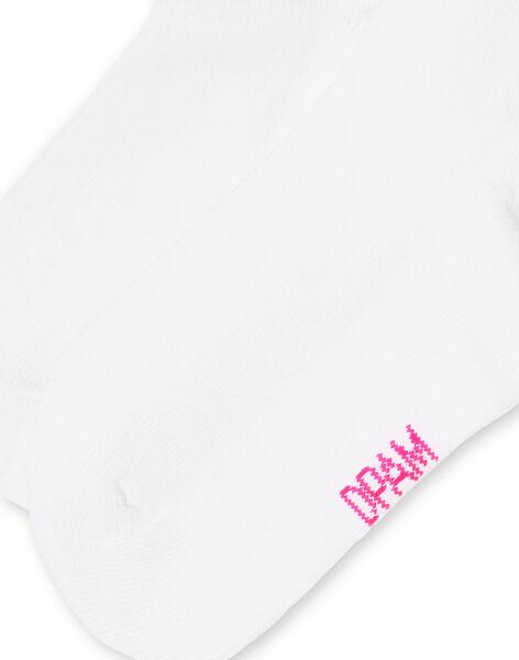 Chaussettes Blanc cassé LYAJOSCHO2D / 21SI0143SOQA001