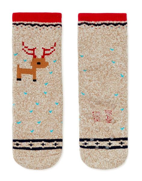 Paire de chaussettes layette garçon KYUNOCHO / 20WI10Q1SOQ001