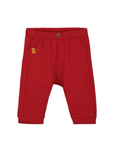 Pantalon bébé garçon FUBAPAN1 / 19SG1061PANF509