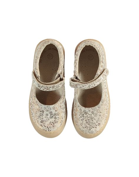 Chaussures salome Or JFBABMATER / 20SK35Y2D13954