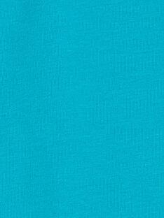 Sous Pull Turquoise KUJOSOUP5 / 20WG1041SPL202