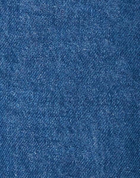 Jean bicolore taille élastique enfant garçon KOECOJEAN / 20W902H1JEAP274