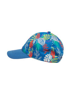 Chapeau Bleu marine JYOSAUCAP / 20SI02Q1CHA707
