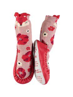 Chausson-chaussette fille DFCCFOX / 18WK35W1D08030