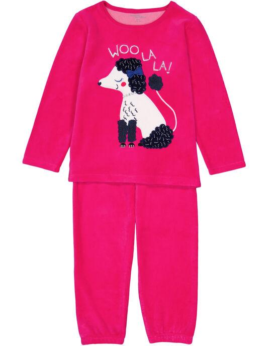 Pyjama GEFAPYJCAN / 19WH11D3PYJ304
