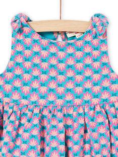 Robe Turquoise LIPLAROB3 / 21SG09T1ROBC216
