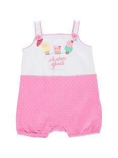 Dors-bien short bébé fille CEFIGREGLA / 18SH1367GRE000
