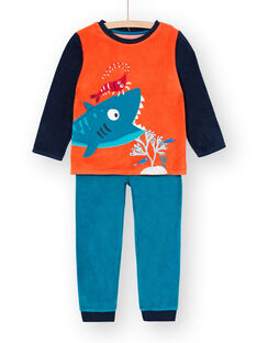 Pyjama Orange LEGOPYJPOI / 21SH125CPYJ408
