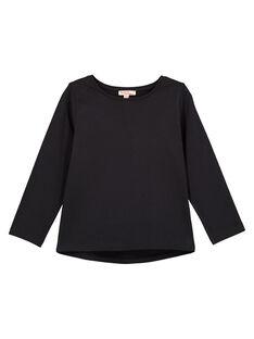 Tee Shirt Manches Longues Noir GAESTEE5 / 19W901U4D32090