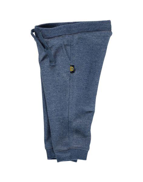 Pantalon de jogging bébé garçon DUJOBAJOG3 / 18WG1091JGB099