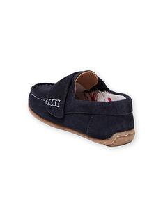 Chaussures mocassins Bleu marine JGMOCRABE / 20SK36Y1D4N070