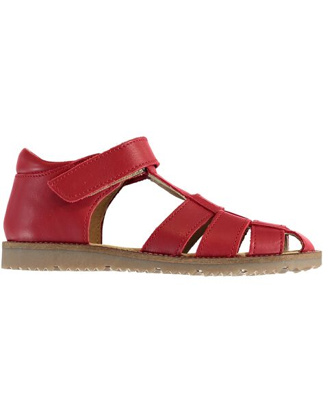 Sandales Rouge JGSANDJOR / 20SK36Z7D0E050