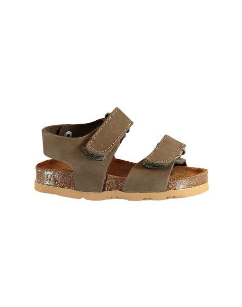 Sandales Kaki JBGNUKAKI / 20SK38Z6D0E604