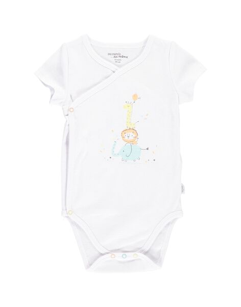 Body manches courtes mixte CCMBODY2 / 18SF05C2BOD000