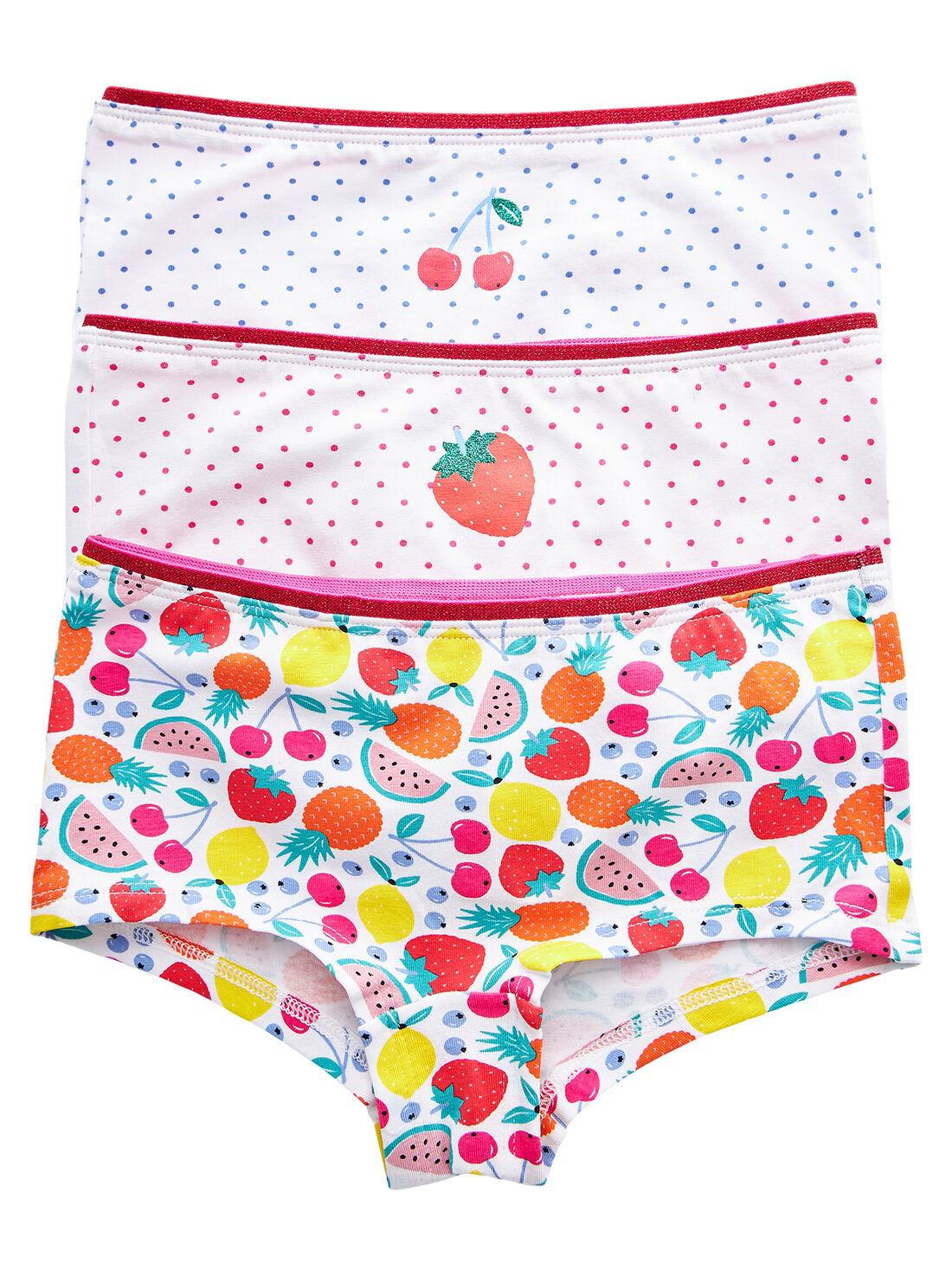 Shorty Blanc : Sous-Vêtement enfant | DPAM