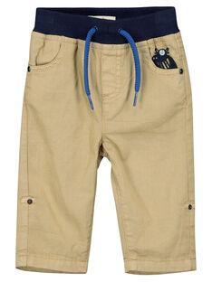 Pantalon Marron FUNEPAN1 / 19SG10B1PANI807