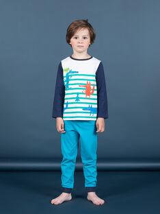 Pyjama Gris MEGOPYJLOU / 21WH1233PYJJ920