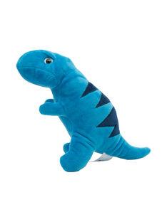 Peluche dinosaure T-Rex bleu JT rex bleu / 20T8GG18PE2099