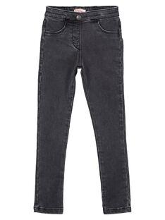 Pantalon Denim gris GAESJEG2 / 19W901U3D2BK004