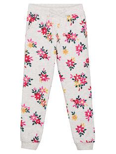Pantalon Jogging fille GAJOBAJOG3 / 19W90132D2A943