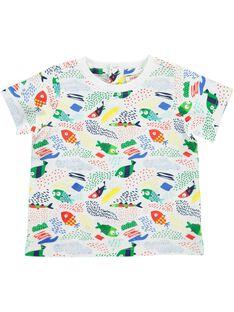 Tee-shirt manches courtes bébé garçon CUMATI3 / 18SG10U3TMC099