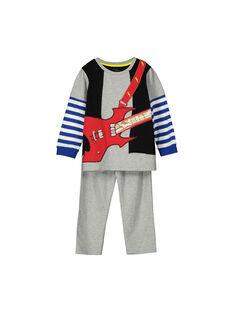 Pyjama Gris FEGOPYJROCK / 19SH1241PYGJ908