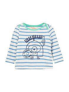 Tee-shirt rayé bébé garçon FUNETEE2 / 19SG10B2TML099