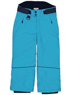 Pantalon de Ski Bleu GOSKIPAN / 19W902W1PTSC200