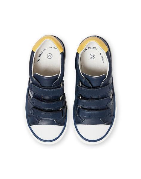 Basket Bleu marine JGBASLIAGM / 20SK36Y1D3F070