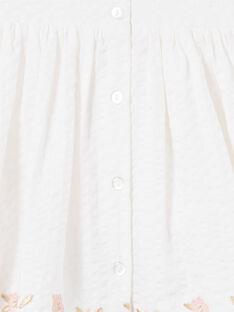 Robe Blanche LIBALROB2 / 21SG09O4ROB000