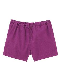 Short Violet JASAUSHORT2 / 20S901Q3SHOH708