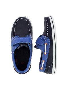 Chaussures mocassins Bleu CGBATVEL / 18SK36W1D4NC218